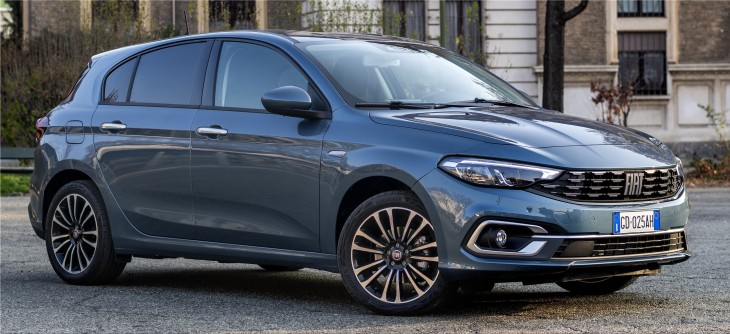 Fiat Tipo Life