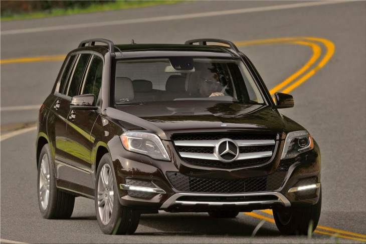 Mercedes GLK350 4Matic