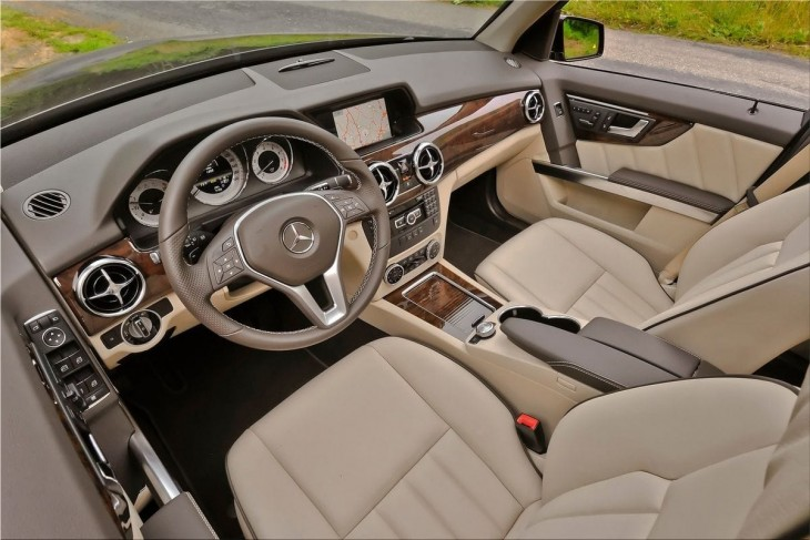 The 2013 Mercedes GLK350 4Matic