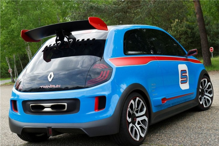 Renault Twin-Run Concept
