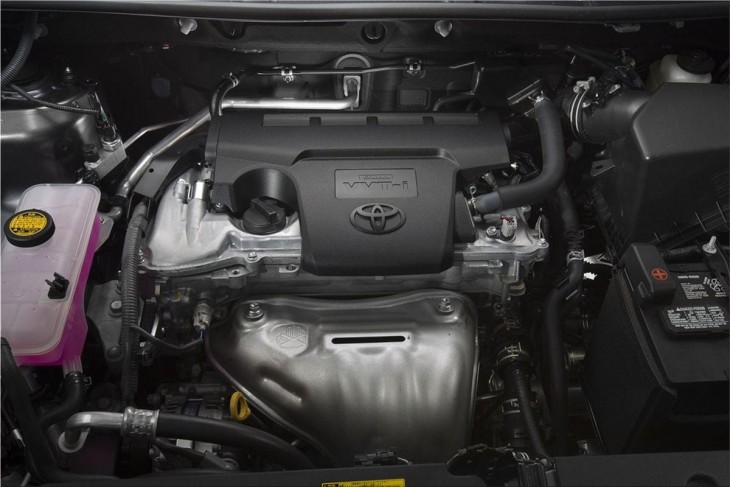 Toyota RAV4 engine