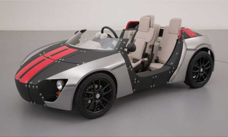Toyota Camatte57s: want to build your own car?