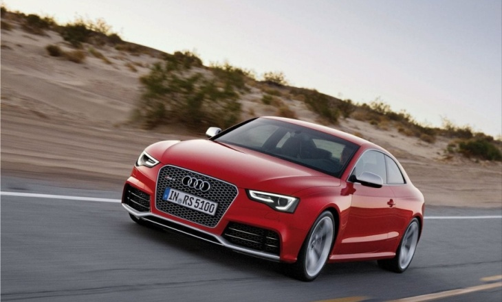 2012 Audi RS5 with 450 hp