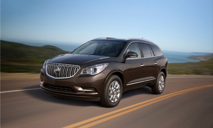 Buick Enclave top of the line hybrid