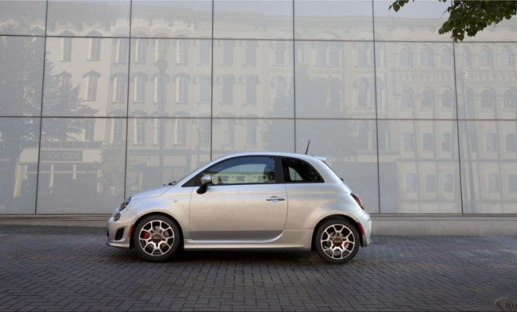Fiat 500 Turbo the best Italian flavors