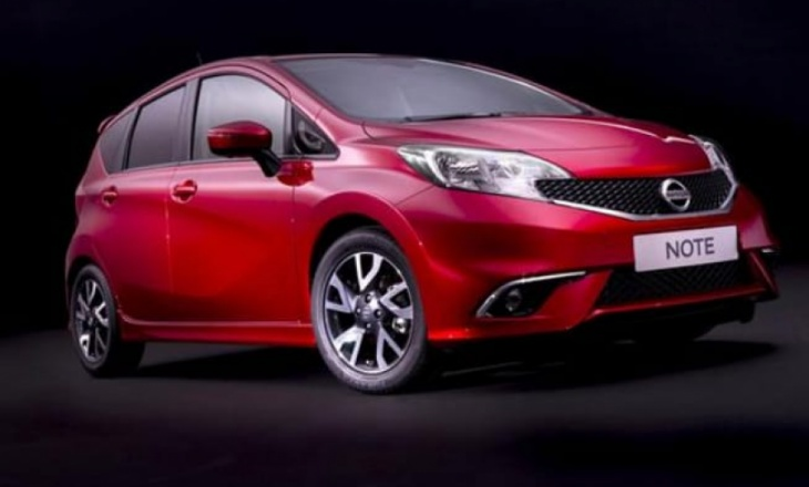 2013 Nissan Note