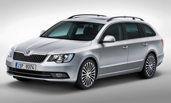 Could the 2014 Skoda Superb Dominate the Mid-Range Segment?