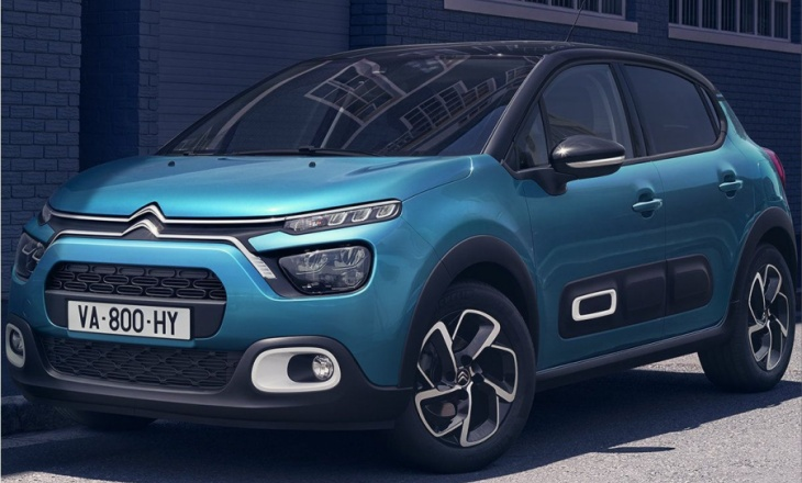The new Citroen C3: colourful personality and unequalled comfort