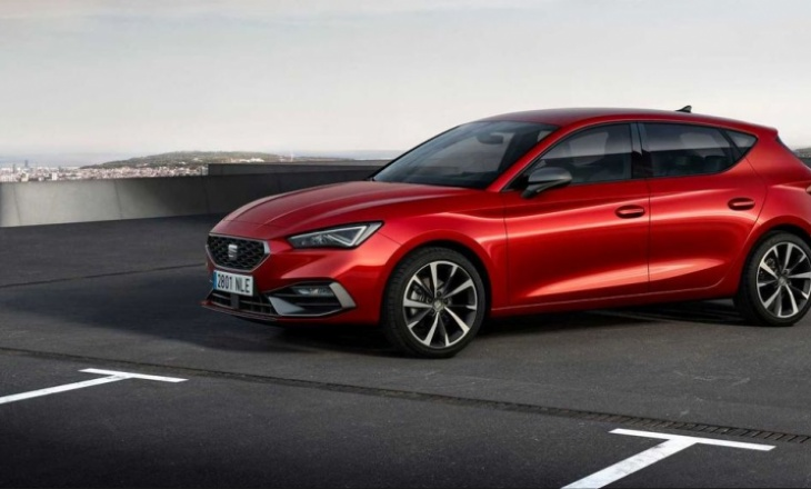 2020 Seat Leon Hatchback - the safest Seat ever produced