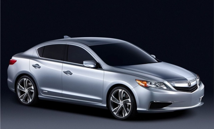 Acura ILX Concept combines luxury, performance and efficiency