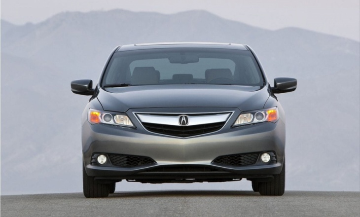 Acura ILX luxury compact sedan