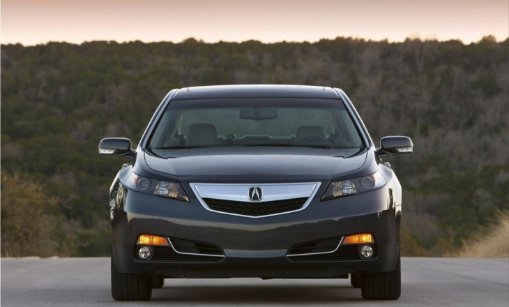Acura TL the most exciting performance luxury sedan