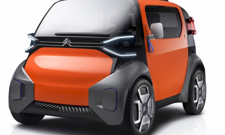 "Ami One Concept was awarded the ""Grand Prize for Mobility"""