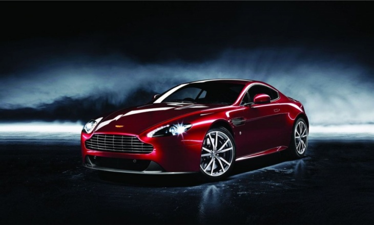 Aston Martin Dragon 88 Limited Edition Luxury British sports car