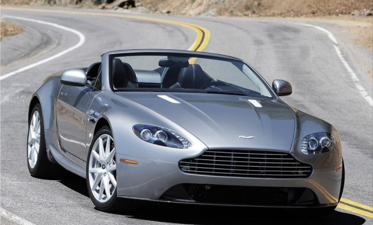 Is Aston Martin for sale?