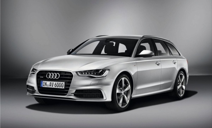 2012 Audi A6 Avant the best business-class station wagon