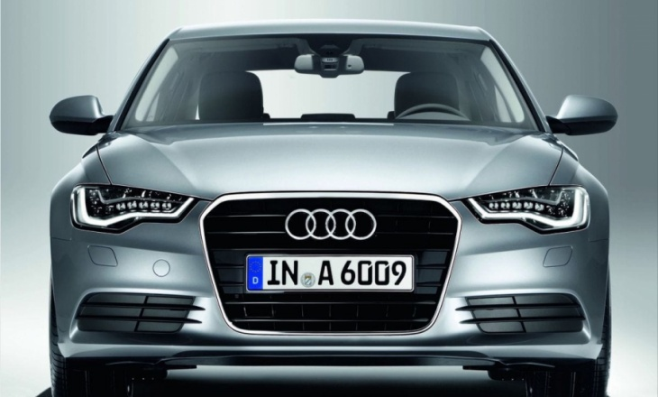 2012 Audi A6 Hybrid 8-speed Tiptronic