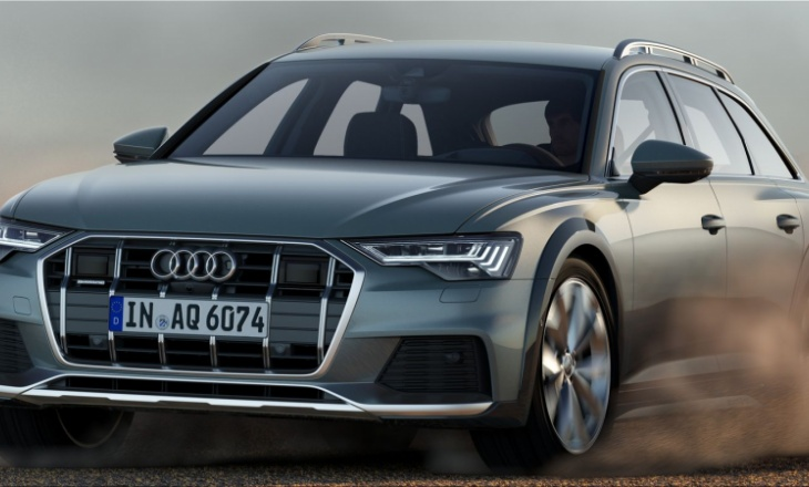 Audi A6 allroad quattro from 67.550 euros