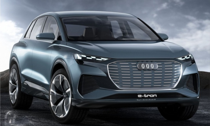 The new electric SUV Audi e-tron can be ordered at the SIAB 2018
