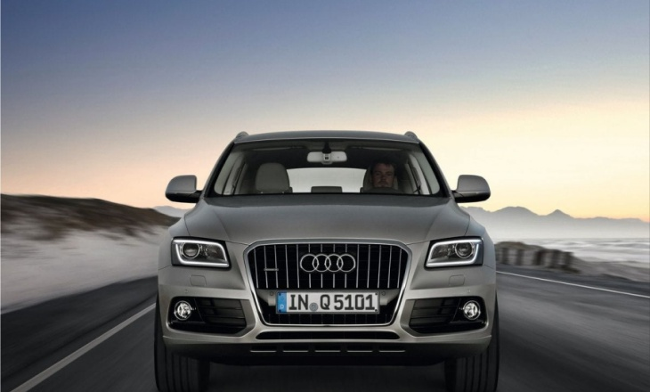 Audi Q5 - agreeable and multifunctional