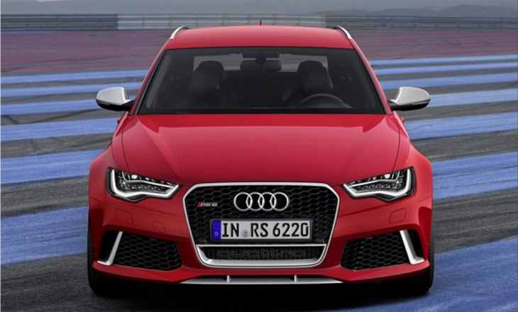 The new Audi RS6 Avant is here