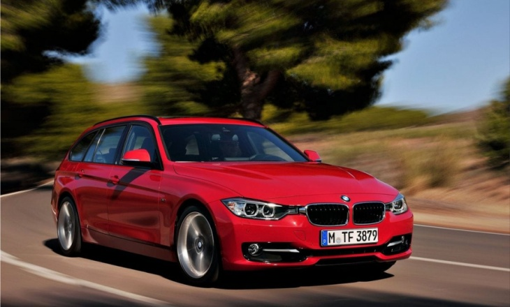 BMW 3-Series Touring - Electric Power Steering