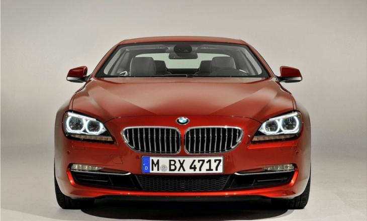 BMW 6-Series Coupe power, athleticism and solidity