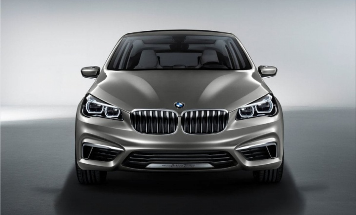 2012 BMW Active Tourer Concept Car