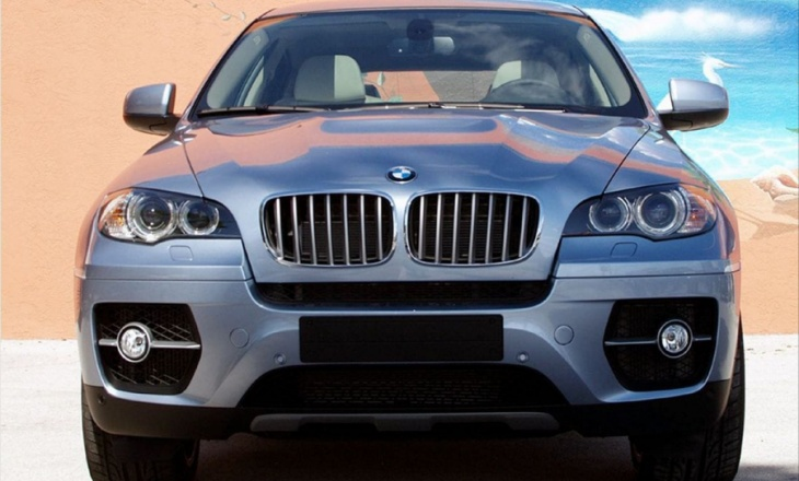 BMW ActiveHybrid X6 - performance and versatility