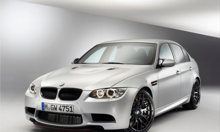 2012 BMW M3 CRT - Carbon Racing Technology