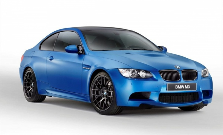 BMW M3 Coupe Frozen Limited Edition from $76,395