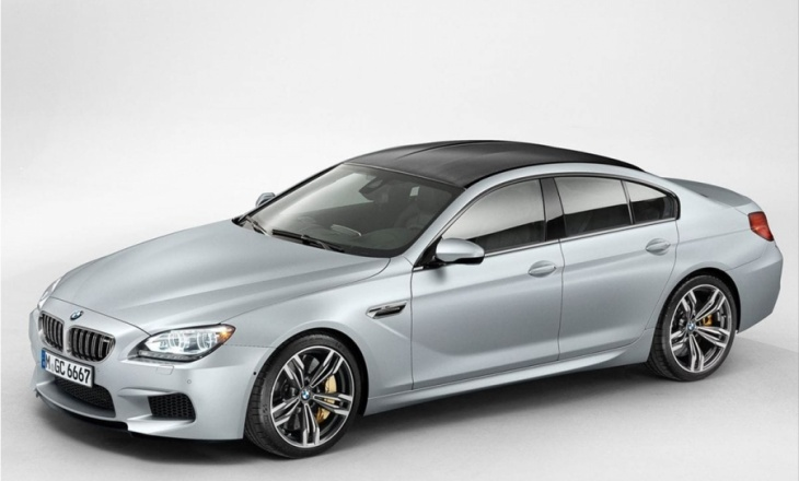 BMW M6 Gran Coupe supreme performance