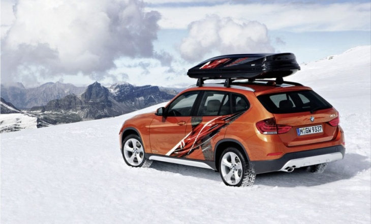 BMW X1 Edition Powder Ride special-edition