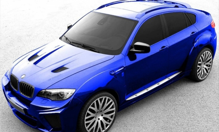 BMW X6 by Kahn Design