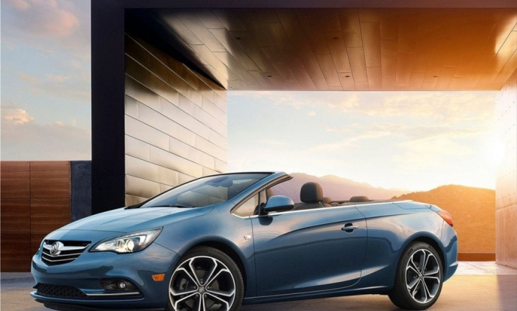 Buick Cascada - pure bliss and inspiration of open-air drivin
