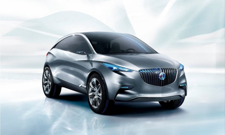Buick Envision Concept vehicle