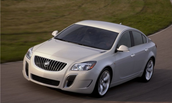 Buick Regal GS - performance and style