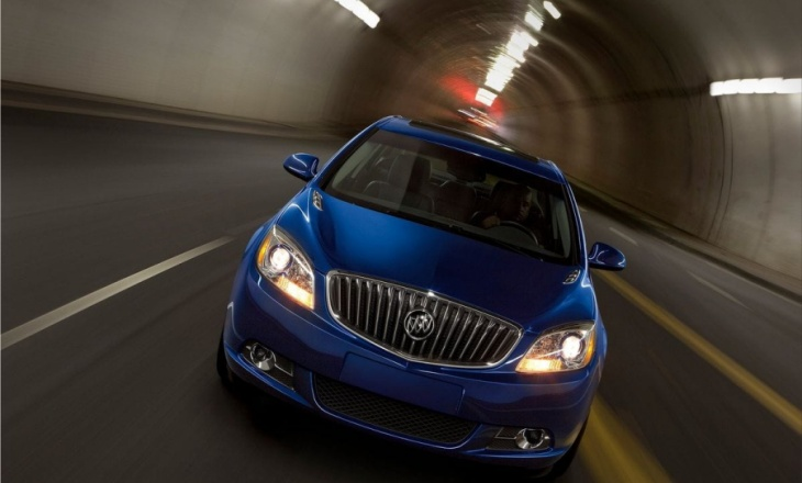 Buick Verano Turbo luxury sedan