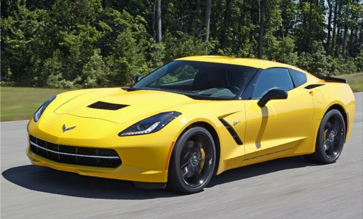 2014 Chevrolet Corvette Stingray Z51 is truly impressive