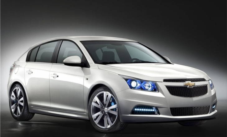 Chevrolet Cruze Hatchback is bound to attract attention