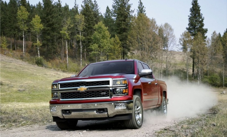 Chevrolet Silverado the most-refined, best-engineered pickup in the market