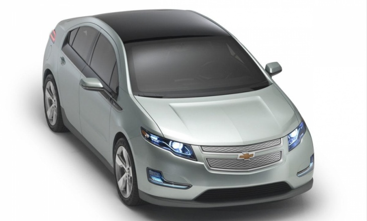 Chevrolet Volt is the best selling electric car in the world