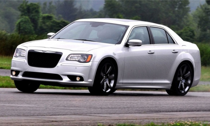 Chrysler 300 2012 state-of-the-art