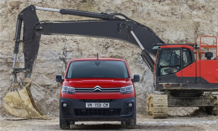 Citroen Berlingo 200,000 copies sold and starts at € 21,850