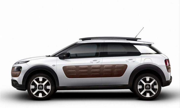 Citroen C4 Cactus an alternative to the traditional compact hatchback
