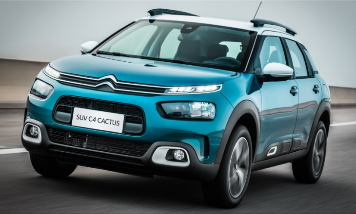 ë-C4: the new 100% electric compact from Citroën
