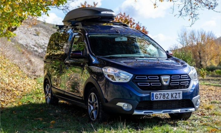 The new low-cost campervan: Dacia Dokker Camperiz