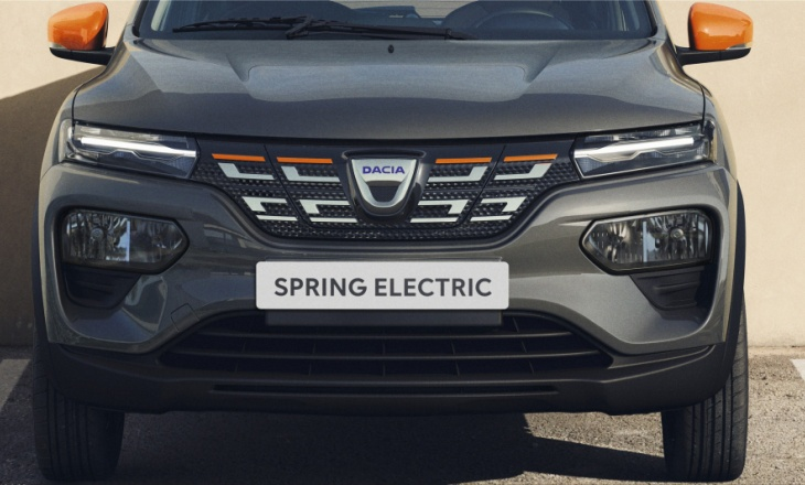Dacia Spring for less than 10,000 euros?