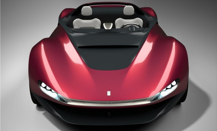 Ferrari Sergio Concept - exclusivity, innovation and passion
