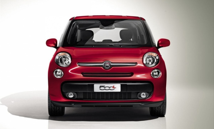 Fiat 500L altruistic technology